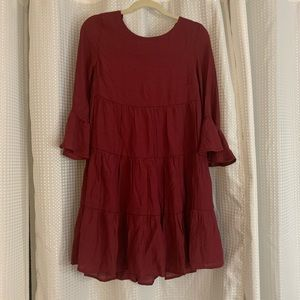 PinkLily Boutique Red Dress